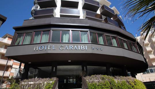 Hotel Caraibi 3* superior – Milano Marittima