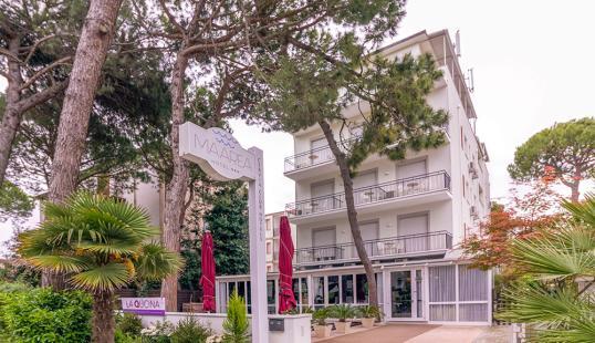 Hotel Maarea 3* – Milano Marittima